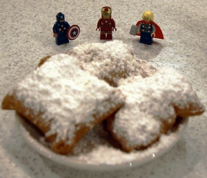 Mmmm, pastries of justice