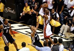 San Antonio Spurs v Miami Heat - Game 6