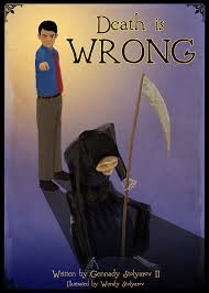 death is wrong - childrens book