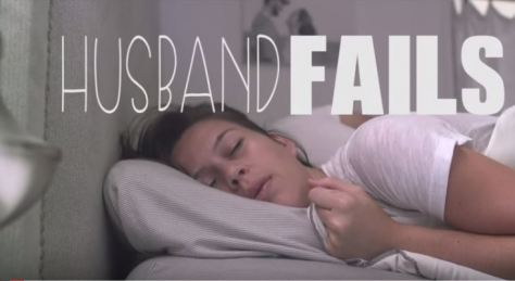 Husband fails