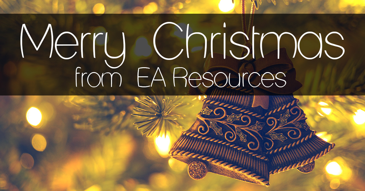 EA Resources - Christmas Banner
