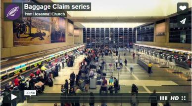 baggage claim - hosanna